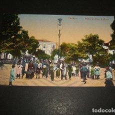 Postales: BADAJOZ PASEO DE SAN ANDRES. Lote 99970259