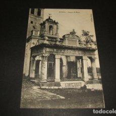 Postales: MERIDA BADAJOZ TEMPLO DE MARTE. Lote 99971519