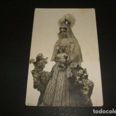 Postales: CALERA DE LEON BADAJOZ NUESTRA SEÑORA DE TENTUDIA POSTAL FOTOGRAFICA AÑOS 20 . Lote 99972027