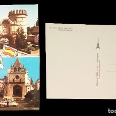 Postales: BADAJOZ - ELVAS - VARIAS VISTAS - OLD POSTCARD. Lote 100045371