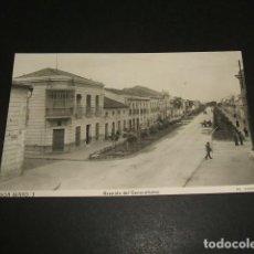 Postales: DON BENITO BADAJOZ AVENIDA DEL GENERALISIMO. Lote 102763975