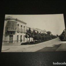 Postales: DON BENITO BADAJOZ AVENIDA DEL GENERALISIMO FRANCO ED. ALARDE Nº 8. Lote 102764059
