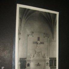 Postales: BADAJOZ SEPULCRO DE D. RAFAEL MENCACHO TRUJILLO EN EL CLAUSTRO DE LA CATEDRAL. ED. LOTY Nº 6032. Lote 103867095