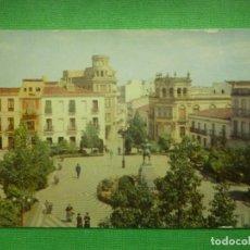 Postales: POSTAL - ESPAÑA - BADAJOZ - 7.- PLAZA DE CERVANTES - EDICIONES A.D - NE - NC. Lote 104047103