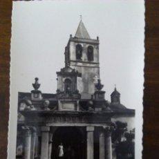 Postales: MÉRIDA. PÓRTICO DEL HORNITO DE SANTA EULALIA... ARRIBAS.. Lote 105224515