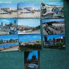 Postales: LOTE DE 10 POSTALES DE CÁCERES Y SU PROVINCIA -- ( NOVLOTE ). Lote 105332891