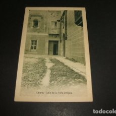 Postales: CACERES CALLE DE LA PARTE ANTIGUA EDICION EULOGIO BLASCO. Lote 106653039
