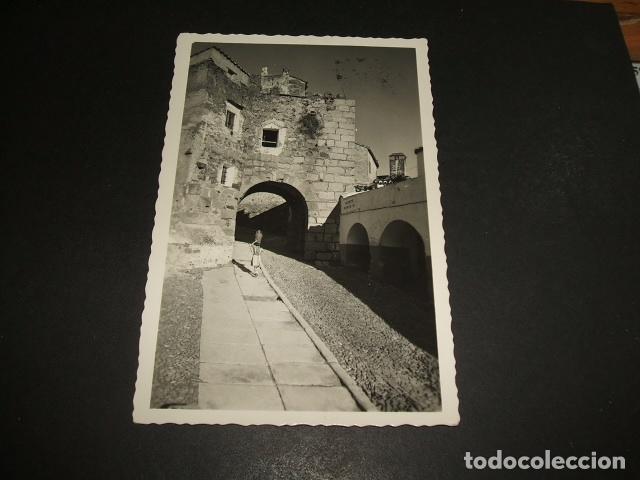CACERES ARCO DEL CRISTO ED. V.A.L.A. Nº 44 (Postales - España - Extremadura Antigua (hasta 1939))