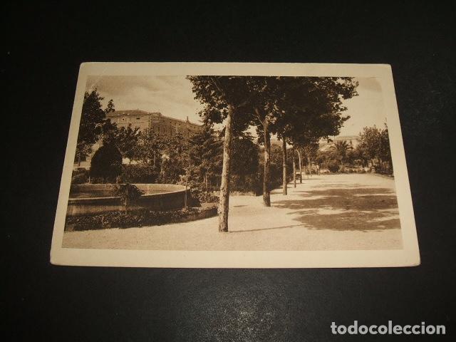 CACERES PASEO DE CANOVAS (Postales - España - Extremadura Antigua (hasta 1939))