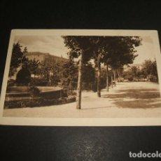 Postales: CACERES PASEO DE CANOVAS. Lote 106653835