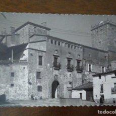 Postales: PLASENCIA. PALACIO DEL MARQUÉS DE MIRABEL. ED. LIBRERÍA CERVANTES.. Lote 107016027