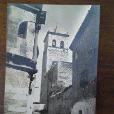 Cartes Postales: 10. TRUJILLO. TORRE DE SANTA MARÍA. ARRIBAS.. Lote 107825091