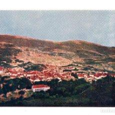 Postales: BAÑOS DE MONTEMAYOR (CACERES) . VISTA GENERAL DEL PUEBLO - IMP. ALEMAN. Lote 108744251