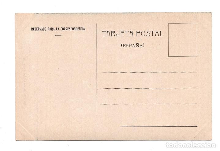 Postales: BAÑOS DE MONTEMAYOR.(CÁCERES).- GALERÍA DE BAÑOS ANTIGUOS. IMP. ALEMAN - Foto 2 - 108745307