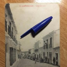 Postales: POSTAL 12. ALMENDRALEJO - CALLE SAN JOSÉ (IMPRESOR P.H.G -VALLADOLID). Lote 109203199