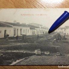Postales: POSTAL ALMENDRALEJO - CALLE VILLAFRANCA. Lote 109204779