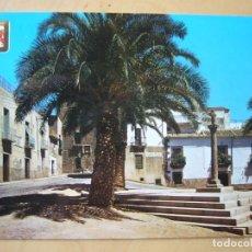 Postales: CÁCERES - PLAZA DE SANTA CLARA. Lote 109258179