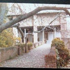 Postales: MONASTERIO DE SAN JERÓNIMO DE YUSTE (CÁCERES). 6 SUBIDA AL PALACIO DEL EMPERADOR CARLOS V. A. G. LUI. Lote 109348192