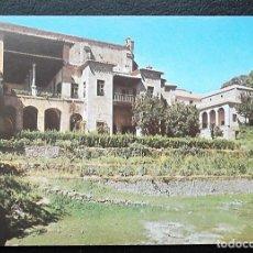 Postales: MONASTERIO DE SAN JERÓNIMO DE YUSTE (CÁCERES). 2 PARTE POSTERIOR DEL PALACIO Y MONASTERIO. A. G. LUI. Lote 109348196