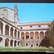 Postales: MONASTERIO DE SAN JERÓNIMO DE YUSTE (CÁCERES). 5 CLAUSTRO DEL NOVICIADO. A. G. LUIS PÉREZ. NUEVA. Lote 109348200