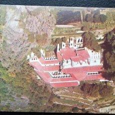 Postales: MONASTERIO DE SAN JERÓNIMO DE YUSTE (CÁCERES). 1 VISTA GENERAL. A. G. LUIS PÉREZ. NUEVA. Lote 109359096
