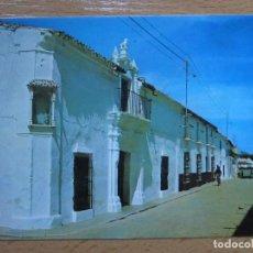 Postales: VALENCIA DE LAS TORRES. BADAJOZ. CALLE TIPICA. (SAN-PI Nº2). AÑO 1972.. Lote 109468379