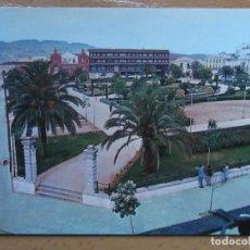 Postales: ZAFRA. BADAJOZ. PLAZA DE ESPAÑA. (FITER). AÑO 1969.. Lote 109469119