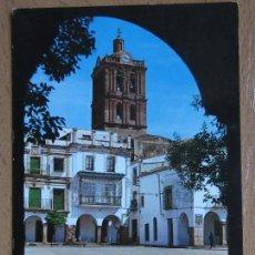 Postales: ZAFRA. BADAJOZ. PLAZA JOSE ANTONIO. (GARCIA GARRABELLA Nº5).. Lote 109469595
