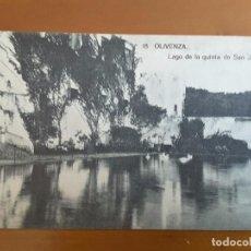 Postales: POSTAL OLIVENZA (BADAJOZ). Lote 111406455