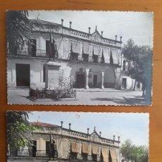 Postales: LOTE POSTALES VILLANUEVA DE LA SERENA (BADAJOZ). Lote 111406795