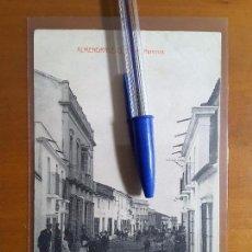 Postales: POSTAL ALMENDRALEJO - CALLE HARNINAS. Lote 112043463
