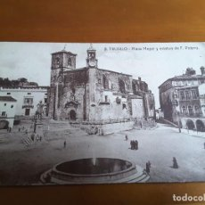 Postales: POSTAL TRUJILLO 3. PLAZA MAYOR. Lote 112045035