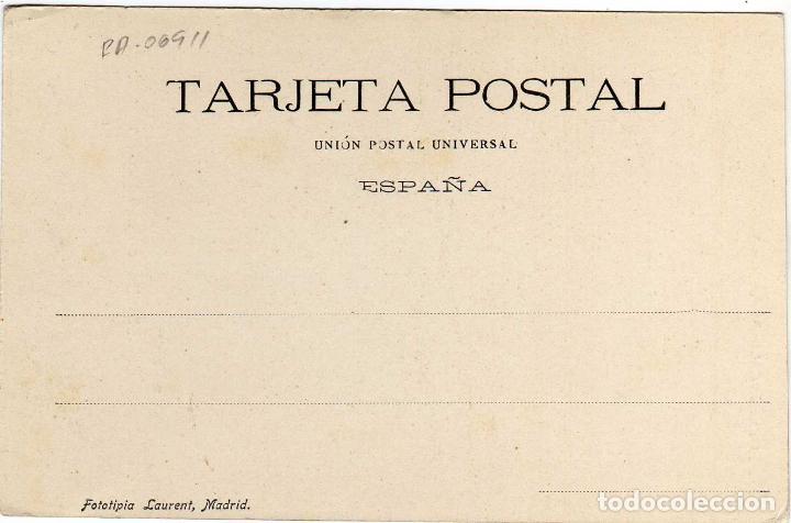 Postales: BONITA Y ANTIGÜA POSTAL - ZAFRA (BADAJOZ) - MOLINOS DEL CASTELLAR - AMBIENTADA - Foto 2 - 35473466