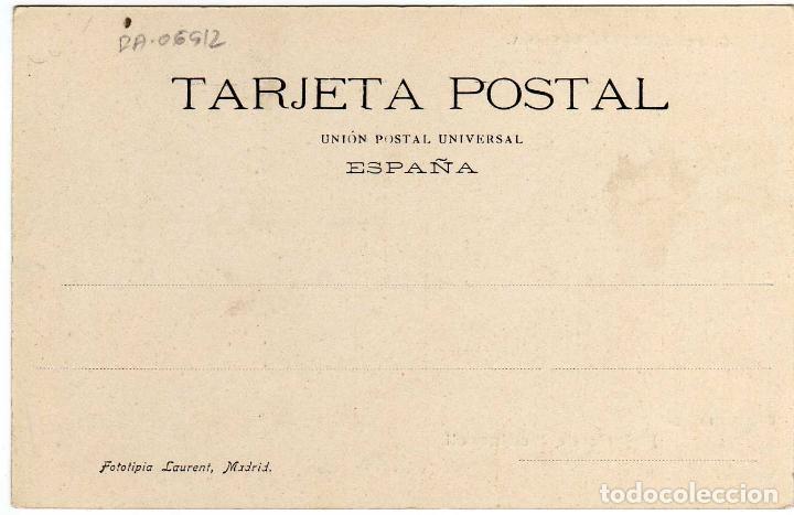 Postales: PRECIOSA POSTAL - ZAFRA (BADAJOZ) - PALACIO DE MEDINACELI - Colección CALDERON - Serie A - Foto 2 - 36375433