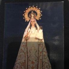 Postales: ANTIGUA POSTAL VIRGEN SALUD PATRONA VALLE DE LA SERENA BADAJOZ. Lote 114747991