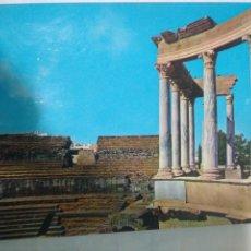 Postales: FOTO POSTAL MERIDA ,TEATRO ROMANO ,ARRIBAS NUM70. Lote 115329408