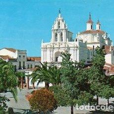 Postales: AZUAGA - IGLESIA CRISTO DEL HUMILLADERO. Lote 115627511