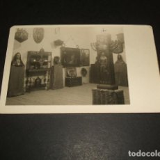 Postales: CACERES EXPOSICION ARTISTAS EXTREMEÑOS POSTAL FOTOGRAFICA AÑOS 30. Lote 116192731