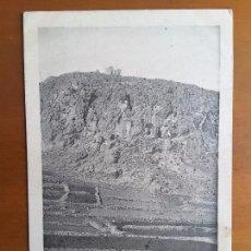 Postales: POSTAL ALANGE - EL CASTILLO. Lote 116919091