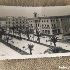 Postales: ANTIGUA POSTAL BADAJOZ AVENIDA DE HUELVA NUM 49 ED ARRIBAS. Lote 117029135