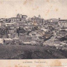 Postales: POSTAL DE CÁCERES- VISTA PARCIAL. Lote 117190043