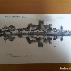 Postales: POSTAL ZAFRA - PALACIO MEDINACELI - FOT. LAURENT (SIN DIVIDIR). Lote 118004943