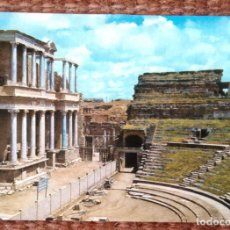 Cartes Postales: MERIDA - TEATRO ROMANO. Lote 119932271