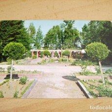 Postales: DON BENITO ( BADAJOZ ) PERGOLA DEL PARQUE. Lote 120090875
