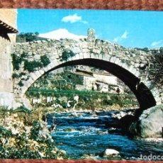 Cartes Postales: HERVAS - CACERES - PUENTE DE LA FUENTE CHIQUITA. Lote 121320987