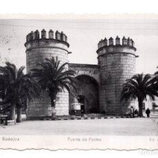 Postales: BADAJOZ.- PUERTA DE LA PALMA. ED. ARRIBAS.. Lote 122582195