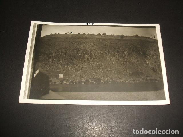 GRANADILLA CACERES POSTAL FOTOGRAFICA VISTA OESTE Y RIO AÑOS 20 (Postales - España - Extremadura Antigua (hasta 1939))