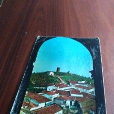 Postales: POSTAL AZUAGA BADAJOZ CASTILLO DE MIRAMONTES. Lote 123664775