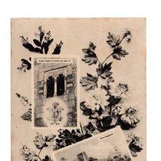 Postales: RECUERDO DE JEREZ DE LOS CABALLEROS (BADAJOZ).- CENTENARIO VASCO NUÑEZ DE BALBOA. Lote 124458187