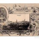 Postales: RECUERDO DE JEREZ DE LOS CABALLEROS (BADAJOZ).- CENTENARIO VASCO NUÑEZ DE BALBOA. Lote 124458363
